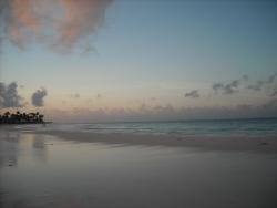 Risveglio ad Aruba - l'alba